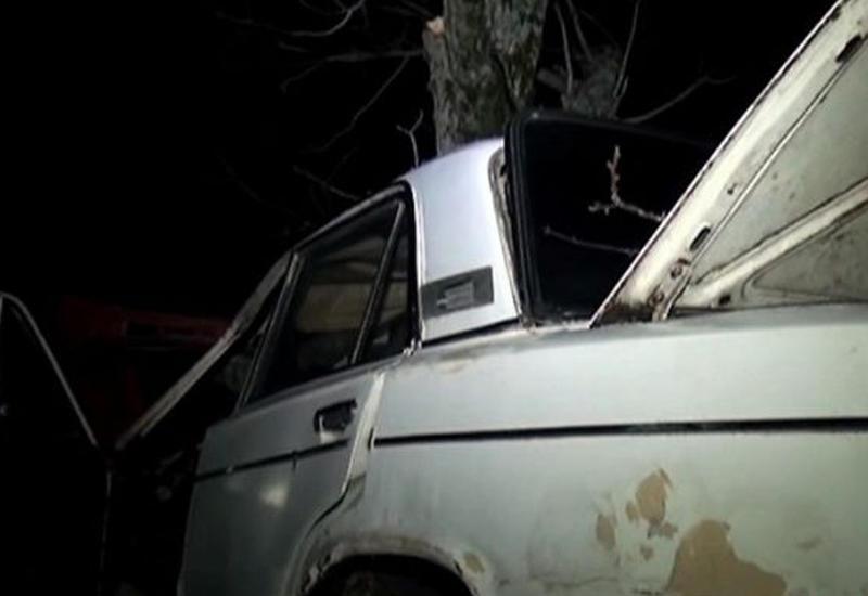 Ужасное ДТП в Габале: 2 погибших, 8 раненых