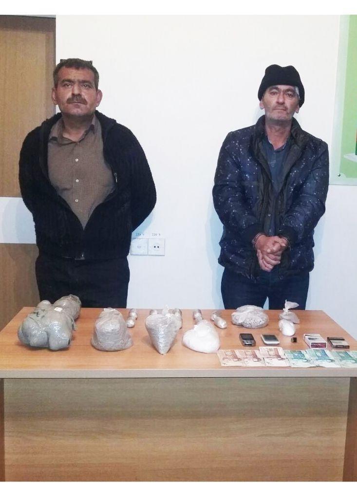 В Азербайджане задержали наркоторговцев из Ирана