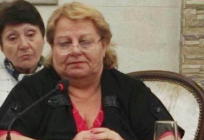 """Армянка заплакала в Баку: """"Азербайджан - моя родина"""""""