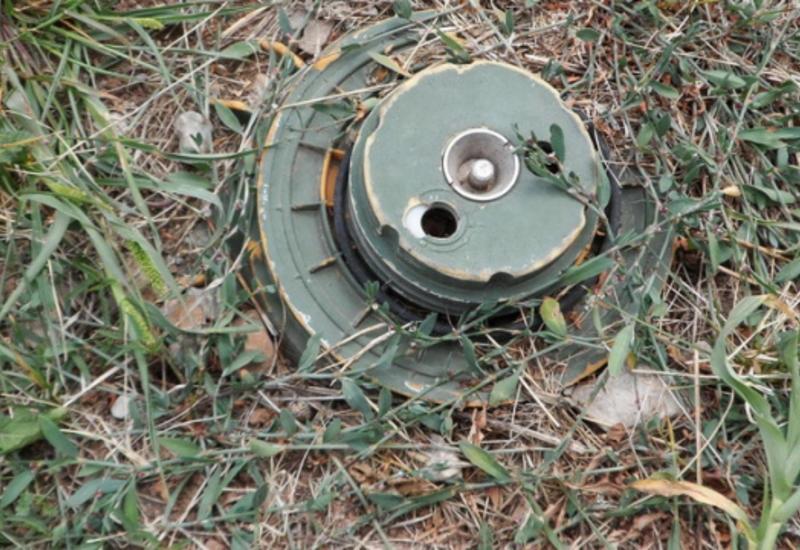 Государственные границы Азербайджана очищаются от мин