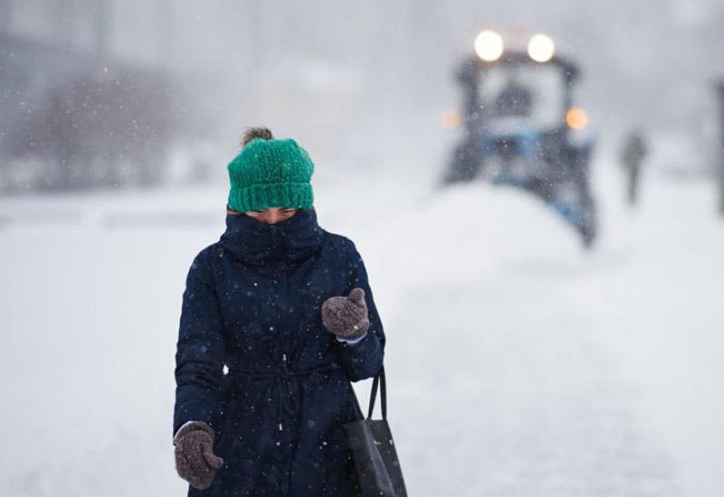 В Азербайджан придут морозы