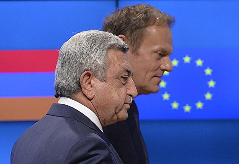 Мозговой центр США: Соглашение Армения-ЕС было бессмыслицей