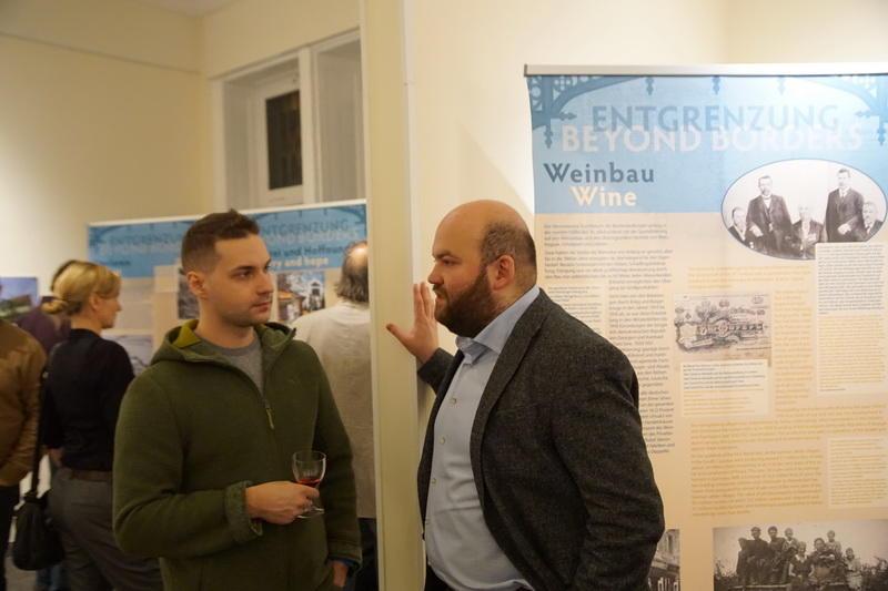 Кавказские немцы и азербайджанское вино: уникальное мероприятие в Берлине