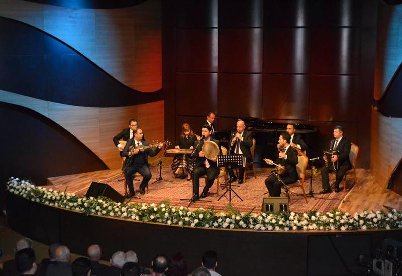 В Центре мугама прошел великолепный концерт в рамках масштабного проекта «Вечера мугама»