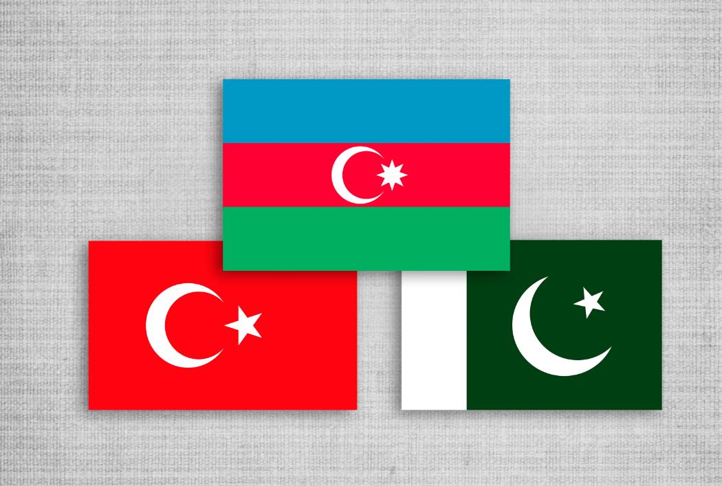 Руководителя МИД Азербайджана, Турции иПакистана впервый раз собрались вАзербайджанской столице