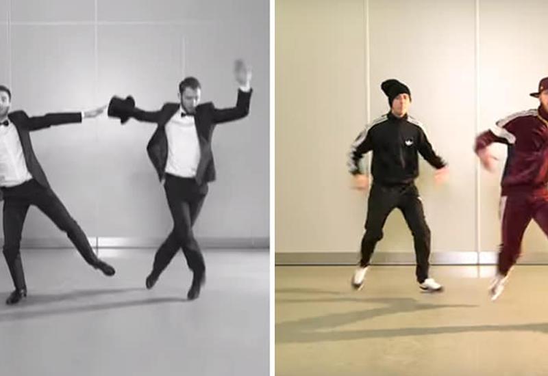 Как менялись танцы за последние 100 лет