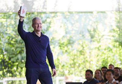 Глава Apple заявил, что не боится искусственного интеллекта
