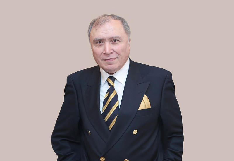 Акиф Меликов: Избрание Фарида Гаибова президентом UEG - это триумф труда и любви к гимнастике Первого вице-президента Мехрибан Алиевой