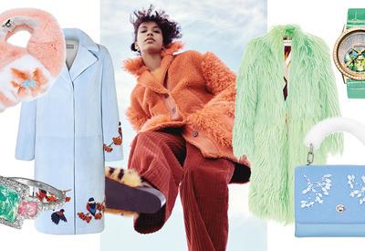 """Сладкий декабрь - Зимний гардероб цвета пастилы <span class=""""color_red"""">- ФОТО</span>"""