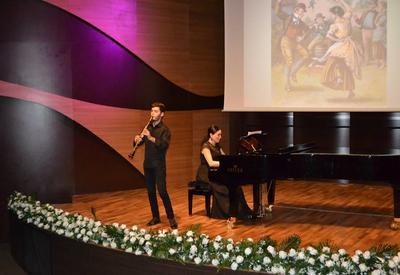 """В Центре мугама прошел прекрасный концерт классической музыки <span class=""""color_red"""">- ФОТО</span>"""