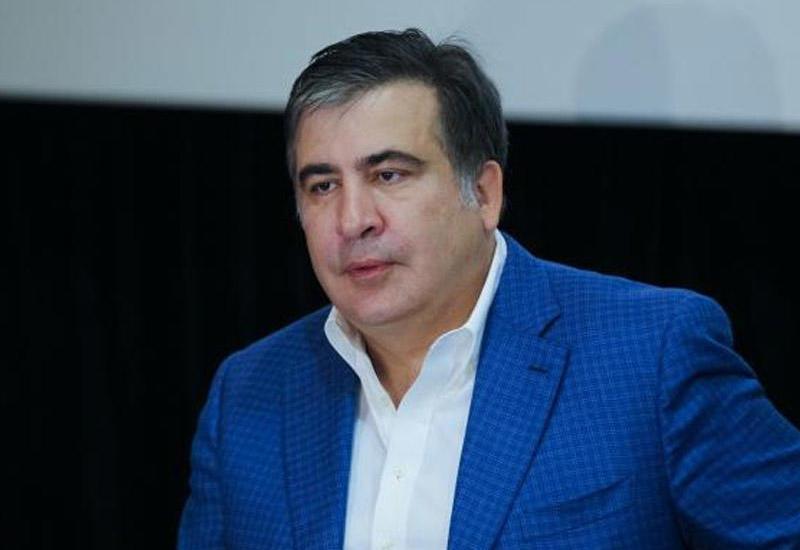 Саакашвили согласился на медпомощь