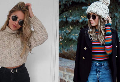"""С чем носить джинсы зимой - Модные образы на каждый день <span class=""""color_red"""">- ФОТО</span>"""