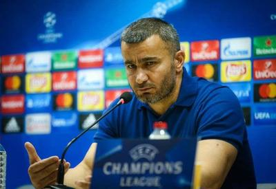 Гурбан Гурбанов: Несмотря на поражение, я доволен стараниями команды