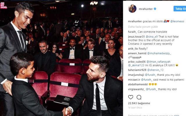 """Ronalduya ən ağır zərbə ailəsindən gəldi: """"Kumirim Messi..."""" - FOTO"""