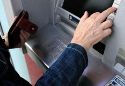 В Баку ограбили банкомат