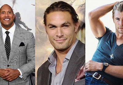 """Самые высокие актеры Голливуда <span class=""""color_red"""">- ФОТО</span>"""