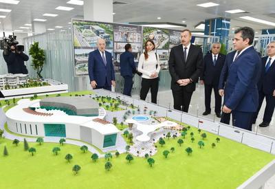 Президент Ильхам Алиев: С начала этого года, воспользовавшись ASAN viza, в страну приехали 250 тыс. иностранных граждан