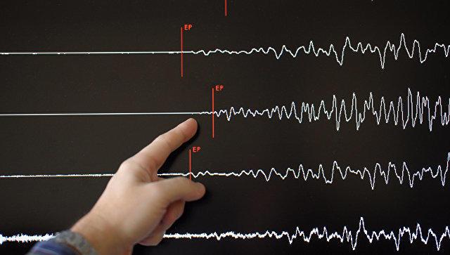 ВМикронезии случилось землетрясение магнитудой 6,5