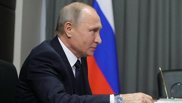 Путин прибыл вАнкару напереговоры сЭрдоганом