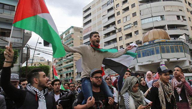 США необъективны вроли посредника между Палестиной иИзраилем