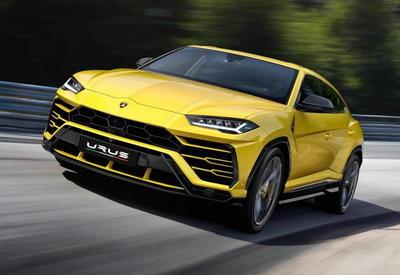 Lamborghini рассекретила новейший кроссовер