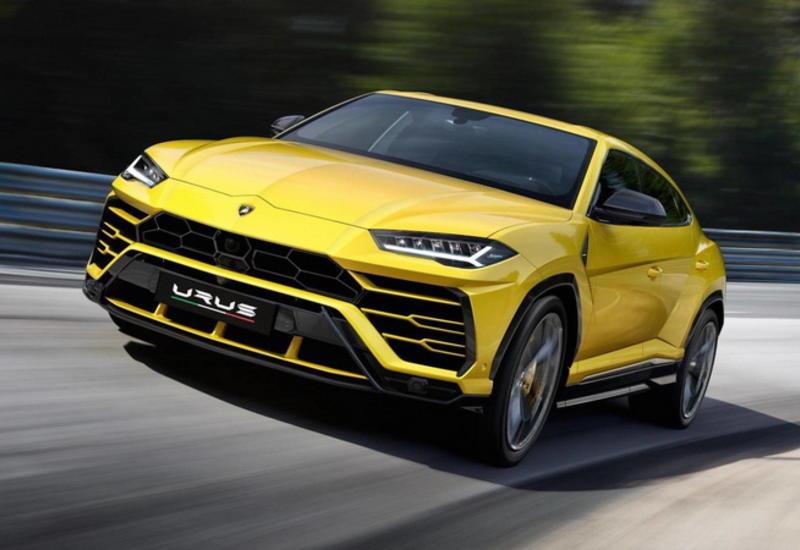 "Lamborghini рассекретила новейший кроссовер <span class=""color_red"">- ФОТО</span>"