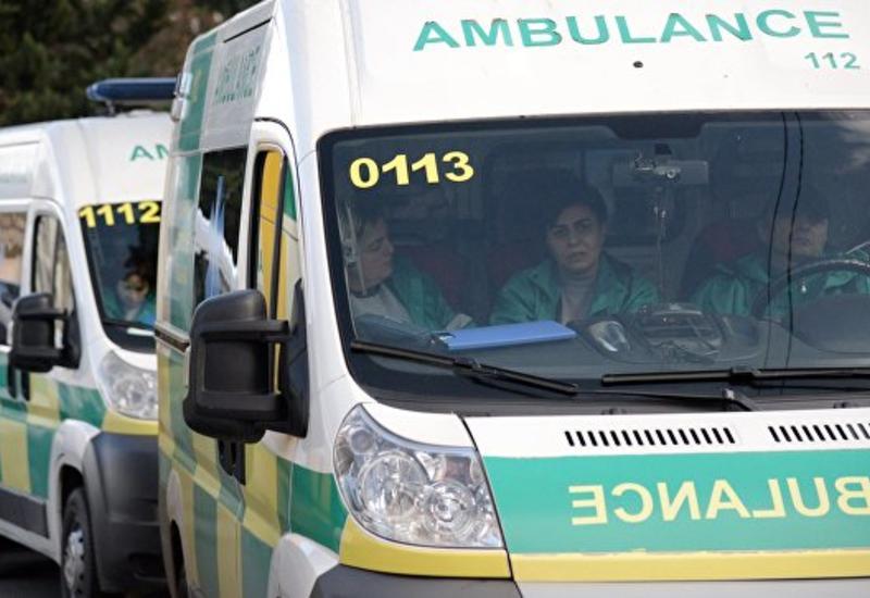 Мощный взрыв прогремел в Батуми, есть пострадавшие