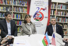 "Известный американский астронавт: Азербайджан восхитил меня <span class=""color_red"">- ФОТО</span>"