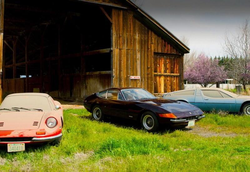 """Как спрятанные и забытые коллекции автомобилей находили новых владельцев <span class=""""color_red"""">- ФОТО</span>"""