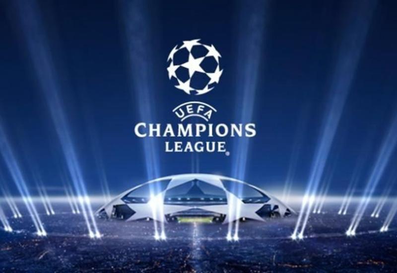 Стали известны все пары 1/8 финала Лиги чемпионов