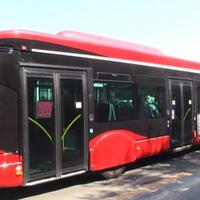В Баку еще один автобусный маршрут перешел на безналичную оплату