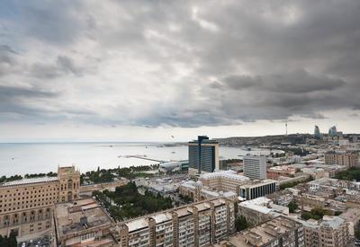 В Баку будет пасмурно
