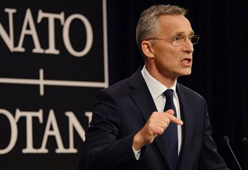Столтенберг останется во главе НАТО еще дольше