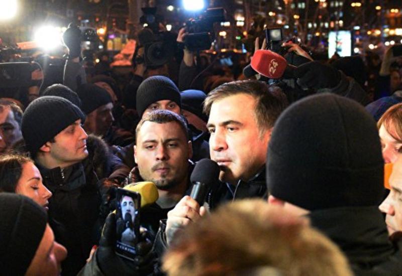 Генпрокуратура Украины вызвала Саакашвили на допрос