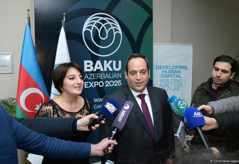 "Оценочная миссия по Expo 2025 посетит Баку <span class=""color_red"">- ФОТО</span>"