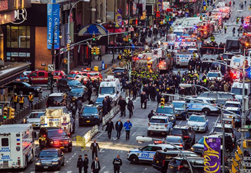 Подозреваемому во взрыве в Нью-Йорке выдвинули обвинение в терроризме