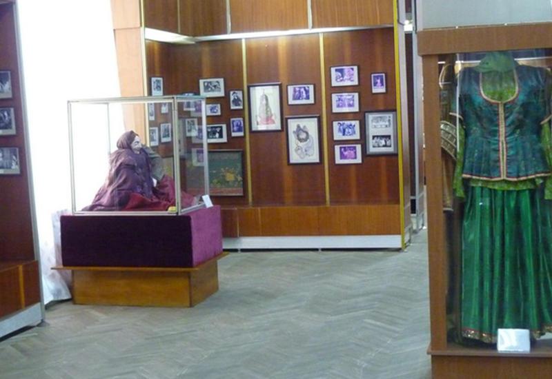Хранители культуры: что нужно знать о Музее театра Азербайджана