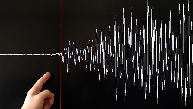 Граждан Камчатки «тряхануло» землетрясение магнитудой 5,4
