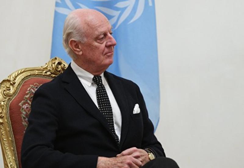 Сирийская оппозиция рассказала об успехах в переговорах с де Мистурой