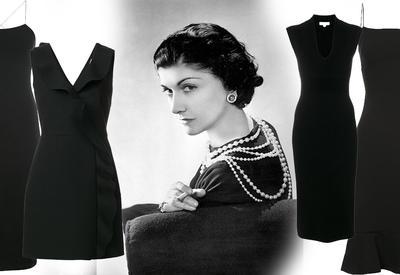 """Маленькое черное платье - 12 моделей, хотя бы одна из которых должна быть у каждой женщины <span class=""""color_red"""">- ФОТО</span>"""