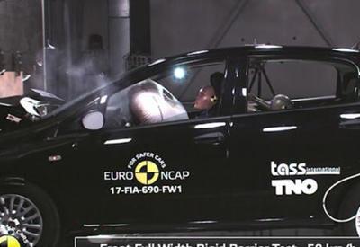 """Назван самый опасный автомобиль в истории краш-тестов <span class=""""color_red"""">- ВИДЕО</span>"""