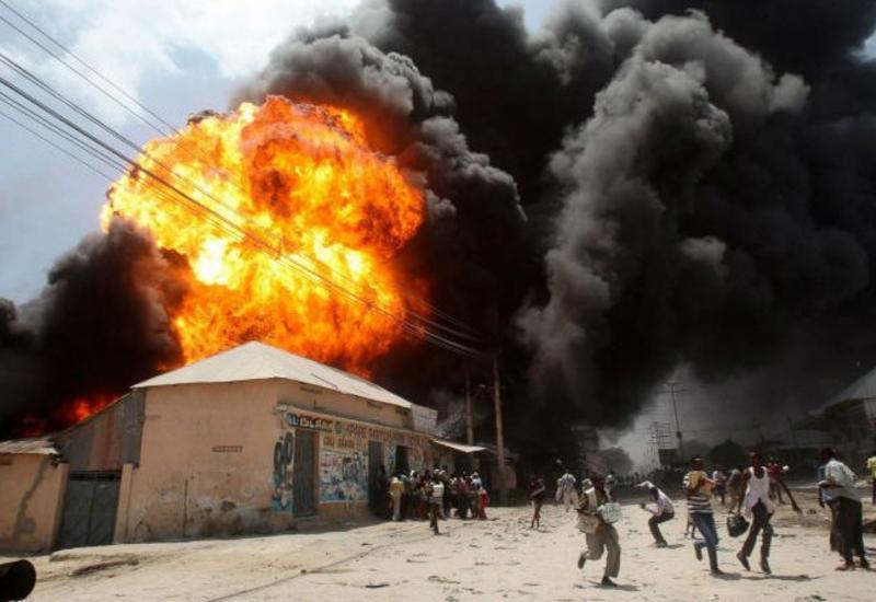 Эта группировка взяла на себя ответственность за взрыв в Сомали