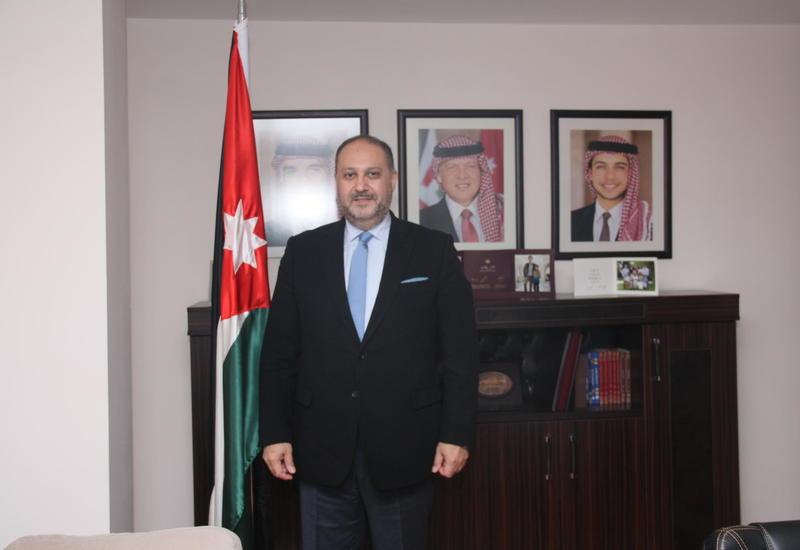 Иордания желает оживления торговли с Азербайджаном