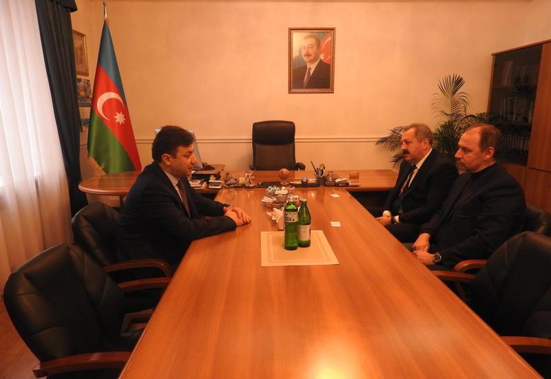 Азербайджан и Украина будут совместно производить вагоны