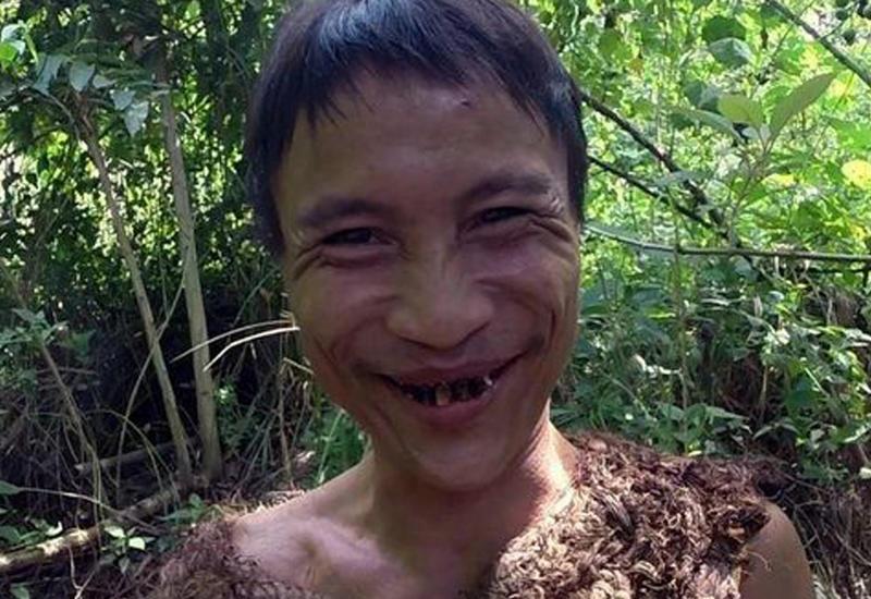Житель Вьетнама 40 лет жил в лесу и ел крыс, думая, что до сих пор идёт война