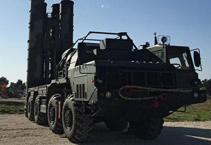 """Türkiyə """"S-400"""" komplekslərinə dair sazişin imzalanacağı vaxtı açıqlayıb"""