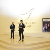 "В Центре Гейдара Алиева открылась потрясающая экспозиция ""Караваджо - Opera Omnia"" с цифровыми технологиями <span class=""color_red"">- ФОТО</span>"
