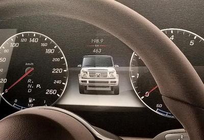 """Новый Mercedes-Benz Gelandewagen: кирпич снаружи, E-class внутри <span class=""""color_red"""">- ФОТО</span>"""