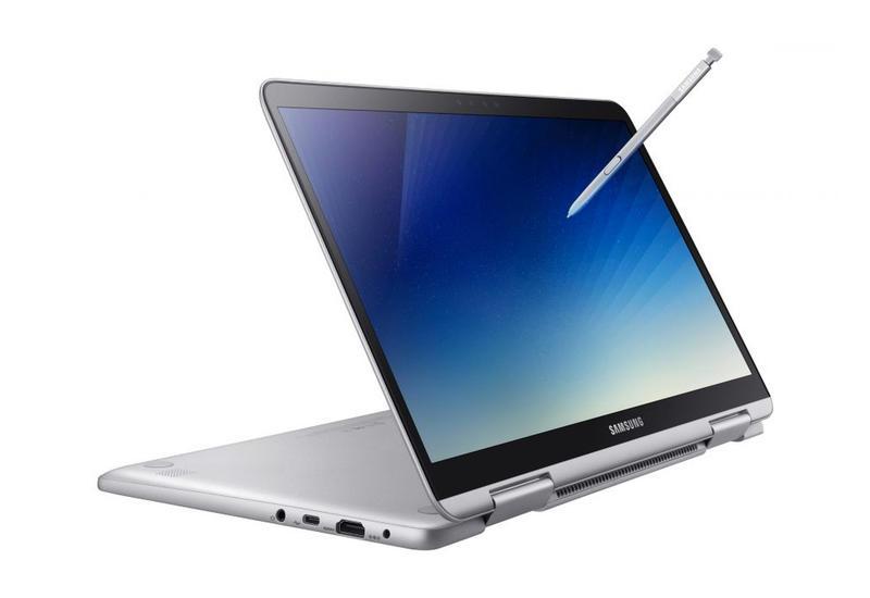 Samsung освежила начинку ультрабука Notebook 9
