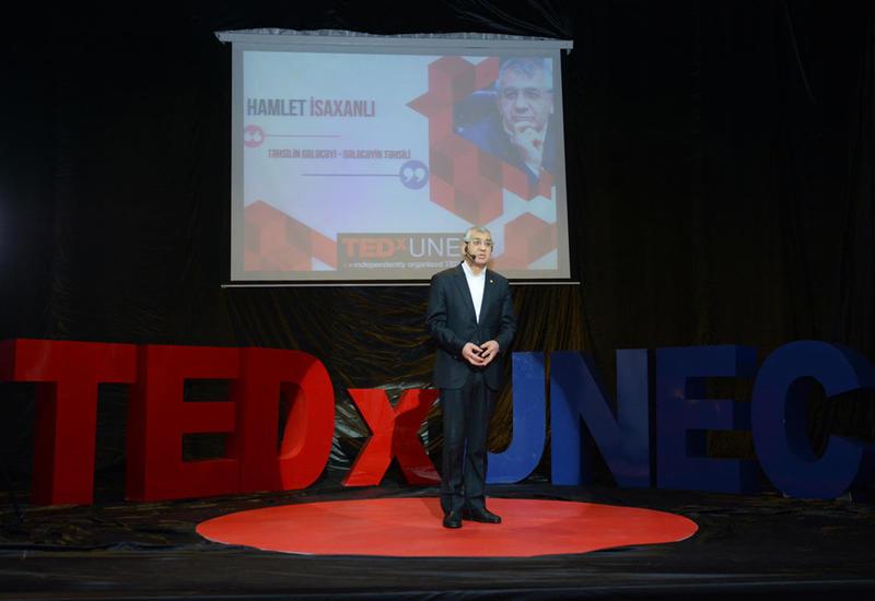 "Спикеры TEDxUNEC раскрыли формулу успеха <span class=""color_red"">- ФОТО</span>"